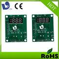 vire mini usb fm mp3 módulo do amplificador com entrada usb e rádio