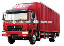 2014 cargo van/mini sinotruk howo cargo trucks
