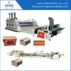 China high speed corrugated carton flexo printing machine manufacturer