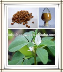 fenugreek plant extract,fenugreek extract 50% furostanol saponin