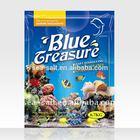 Blue treasure artificial aquarium sea salt fish tank aquarium accessories