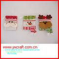 Natal saco de doces zy10s286-1-2-3 5'' fazer um boneco do traje