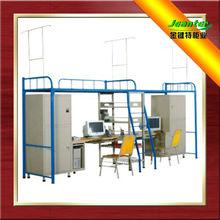 Modern Twin Bunk Bed/Steel Bunk Bed/Double Decker Bed/Twin Over Double Metal Bunk Beds