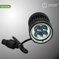 INTON scratch resistant high quality --- Multi-functional 4000 lumens led bike lights custom