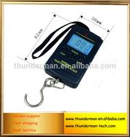 40kg Mini Digital Hanging Luggage travel Scale Cheap luggage scale