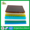 colored uv-protection pc solar sheet PC honeycomb sheet