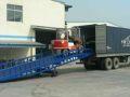 recipiente de carga de plataforma