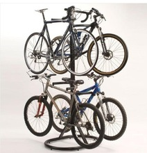 bike parking rack / bicycle storage rack /four bicycles display bike rack (ISO SGS TUV approved)