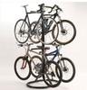 bike parking rack / bicycle storage rack /four bicycles display bike rack (ISO SGS TUV approved)