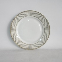 Antique Chinese Porcelain Dinner Plates