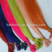 natural micro fiber hair extensions