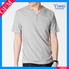 Custom Slim Fit T Shirt For Men Manufacturer V-neck T-Shirt