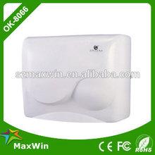 ABS plastic hand dryer heater