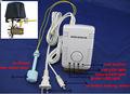 Alto- bajo nivel de agua del sensor de fugas y de alarma de alarmainteligente de los hogares