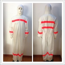 Reflective Safety Coverall Reflective Coverall Reflective Stripe Coverall