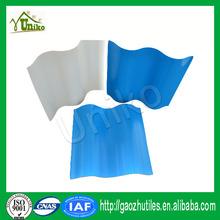 anti-climate easy installation asa coating sheet PVC roof tile