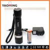 best selling cree xpe led flashlight, promotion gifts, 18650/3*AAA battery police torch, high quality light for army