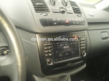 Vito autoradio dvd/mercedes b class car radio/mercedes benz sprinter 2 car radio