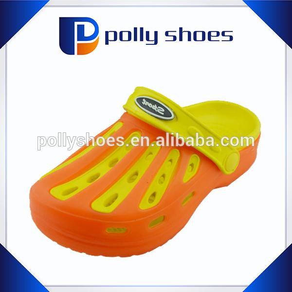 special design eva foam clogs for child 2014