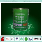 30 years factory bitumen PU water based green waterproof coating damp proof course
