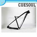 Cuesoul modello lusso bicicletta telaio pista ciclabile telaio in fibra di carbonio, telaio della bicicletta, telaio