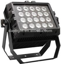 20pcs 15W 5 in 1 RGBWA led theater light par light