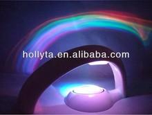 Lucky Night Light Rainbow Decorative Led Projector Lamp