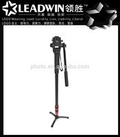 LW-MP01 Professional flexible video aluminum camera monopod for film shooting equipment