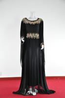 2014 High Quality Islamic Embroidery Women Wholesale Jalabiya