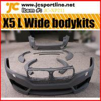 2014 for BMW X5 LR Style Wide bodykits