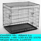 EU Standard Folding Kennel Crate for Dog