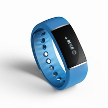 Fashional Gifts ! Healthy Bluetooth 4.0 bracelet with Calorie Counter Pedometer and Sleep monitor, Smart bluetooth bracelet