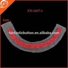 colorful woman detachable lace collars