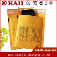 Customized photo frame bubble envelope, kraft bubble envelope, envelope bubble supplier in China