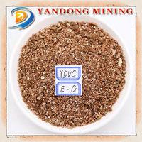 Exfoliated Vermiculite/Expand Vermiculite hot sale in China