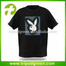 2014 men size el t-shirt,el flashing t-shirt lowest price whole network