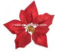 Artificiales flores brillo, suministro brillos artificial para la decoración de flores, caliente venta de brillo artificial flores