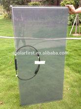 high quality low price 20% transparent thin film solar panel