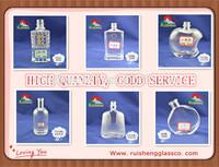 Custom Made All Kinds Of Glass Bottles Spirits Bottles For Wholesale