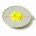 SS-6534 Silicone Spill Stopper Silicone Pot Lids silicone pot cover