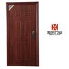Mordern good price single leaf steel security door for exterior
