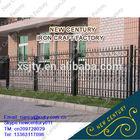 decorative wrought iron garden fence / cheap aluminum garden fence and gate models