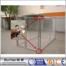 chain link mesh large dog fence ( ISO9001-2008 )