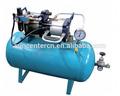Surpresseur d'air comprimé à haute pression avec réservoir d'air