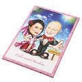 Vídeo personalizado folletos para las tarjetas de boda/modelos de tarjetas de boda/wed de vídeo tarjeta de felicitación