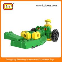 kids Construction Building block Set,plastic construction building block toys for kids