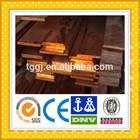 pure copper slabs