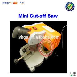 Free ship! Mini cut-off saw,Mini cut off saw/Mini Mitre Saw/Mini saw, 7800rpm cut ferrous metals non-ferrous metals wood plastic