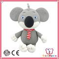 GSV ICTI fabrika sevimli özel toptan koala bebek peluş doldurulmuş oyuncaklar