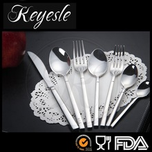 stainless 18/10 spoon and fork wedding gift,high quality cutlery sets of stainless steel